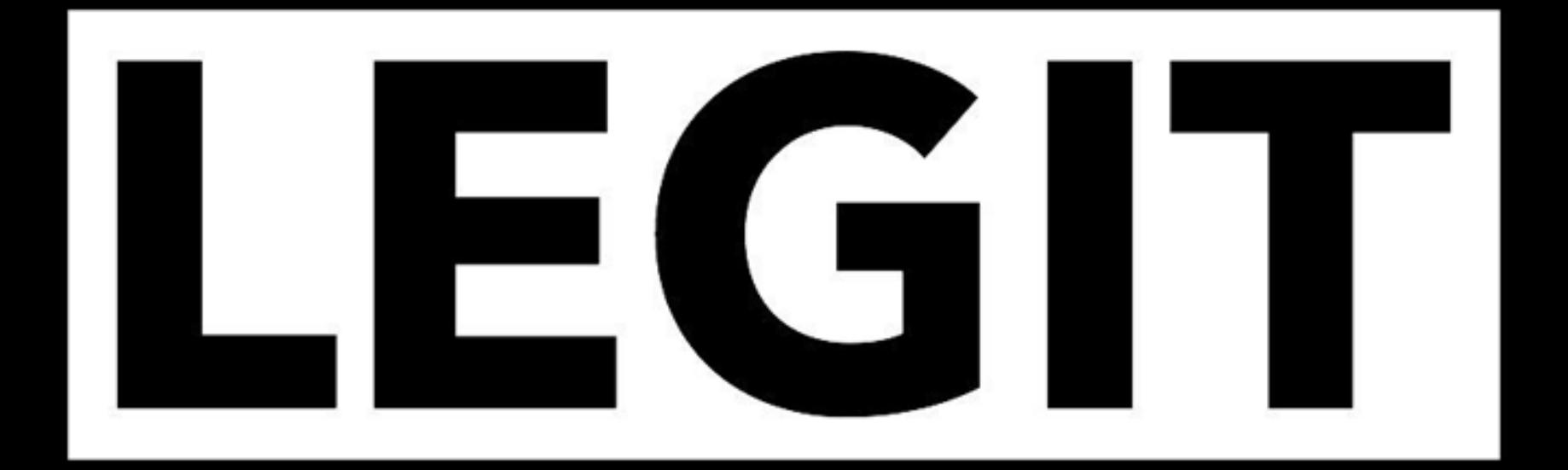 Legit là gì?